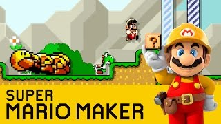 getlinkyoutube.com-Super Mario Maker - In The Little Wood