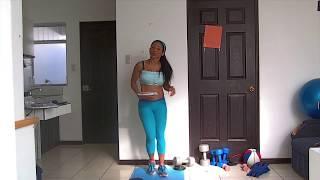 getlinkyoutube.com-Entrenam. 151,Rutina para aumentar y tonificar piernas de acero y trasero perfecto-gluteos de acero