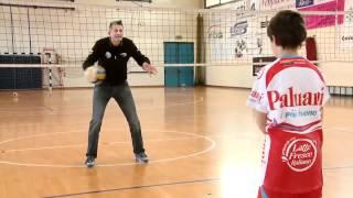 getlinkyoutube.com-I fondamentali della pallavolo: la ricezione