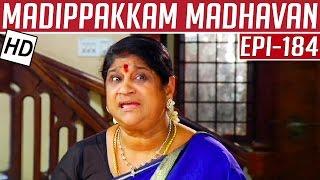 getlinkyoutube.com-Madippakkam Madhavan | Epi 184 | 23/09/2014 | Kalaignar TV