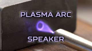 getlinkyoutube.com-Plasma Arc Speaker