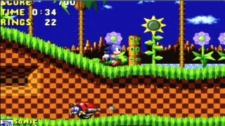 CGRundertow SONIC'S ULTIMATE GENESIS COLLECTION for Xbox 360 Video Game Review