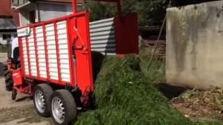 getlinkyoutube.com-Ladewagen Eigenbau