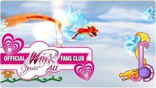 getlinkyoutube.com-Winx Club PC Game - 37. Bloom VS Icy EPIC BATTLE