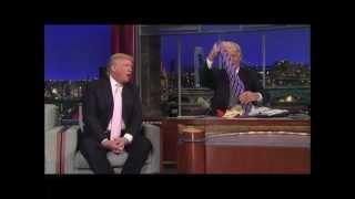 getlinkyoutube.com-David Letterman Exposes Donald Trump