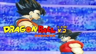 getlinkyoutube.com-Dragonball VS: Son Goku VS Vegito Stop Motion (DBZ STOP MOTION)