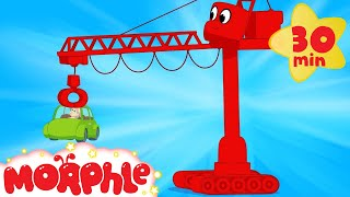getlinkyoutube.com-My Red Crane - My Magic Pet Morphle Compilation For Kids
