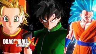 getlinkyoutube.com-Dragon Ball Xenoverse TOP TEN Must play MODS This week [#3]