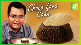 getlinkyoutube.com-How to Make Choco Lava Cake | By Chef Ajay Chopra