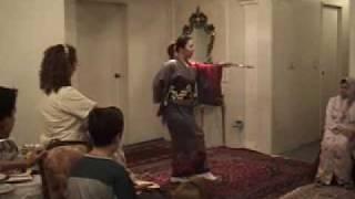 getlinkyoutube.com-رقص ژاپنی در خانه ایرانی