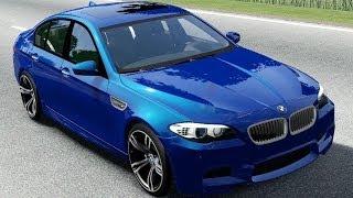 getlinkyoutube.com-BMW M5 F10 Autovista drive (Links) - Racer: free game
