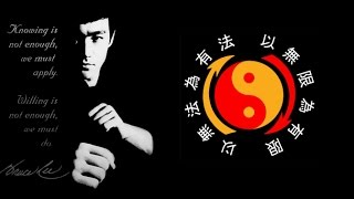 Documental: Jeet Kune Do. Camino del puño interceptor
