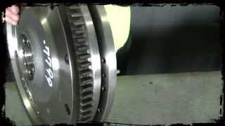 getlinkyoutube.com-Single Mass Flywheel vs Dual Mass Flywheel