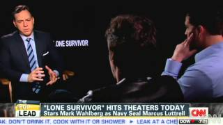 """getlinkyoutube.com-They Died for Nothing? Navy Seal Corrects CNN Interviewer on """"Hopelessness"""""""