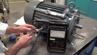 getlinkyoutube.com-Identifying Unmarked 9 Lead Motors - Delta Connection - York Repair Inc
