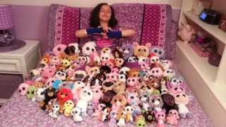 getlinkyoutube.com-94 Beanie Boo's in ABC order
