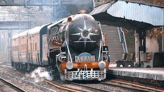 getlinkyoutube.com-IRFCA - Indian Steam Heritage, The Run ( WP-7161 )