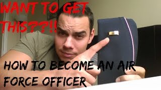 getlinkyoutube.com-Want to become an OFFICER? Air Force!!!