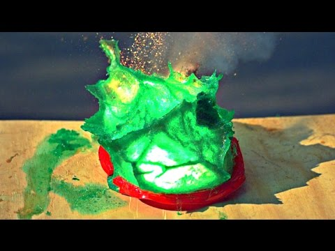 What'll Happen if you Firecracker in a Slime?