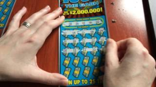 getlinkyoutube.com-100X the Cash - Michigan Lottery - 2/19/17