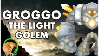 getlinkyoutube.com-SUMMONERS WAR : Groggo the Light Golem - gameplay/runes/bacon