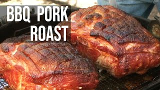 getlinkyoutube.com-BBQ Pork Roast recipe by the BBQ Pit Boys
