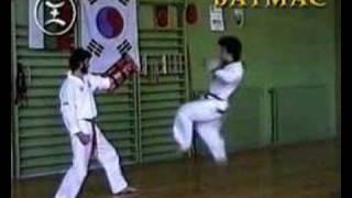getlinkyoutube.com-AMAWA / GM Robert Haritonov's Tang Shou Dao / Tang Soo  Do Team / Kick Techniques