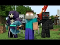 ♪Raiders - Minecraft Parody of Closer by The Chainsmokers ♫ ANIMATED MUSIC VIDEO