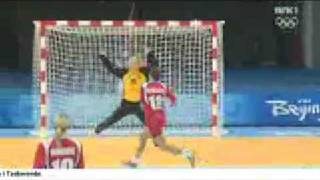 getlinkyoutube.com-Norwegian Women's Handball - Olympic Champions