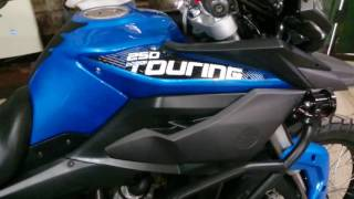 getlinkyoutube.com-Corven Touring 250cc