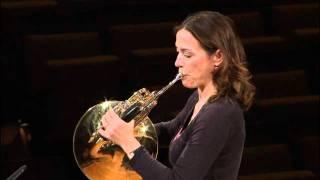 getlinkyoutube.com-Berliner Philharmoniker Master Class - Horn