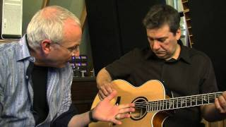 getlinkyoutube.com-PRS SE Angelus - 2012 with Paul Reed Smith and Michael Ault