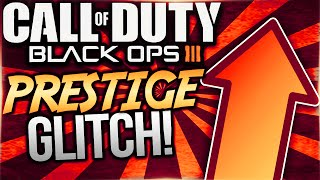 "getlinkyoutube.com-BLACK OPS 3 NEW ""PRESTIGE GLITCH""! - Rank Up Weapons FAST! (COD BO3 Prestige Glitch"