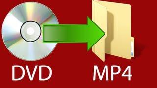 getlinkyoutube.com-How to Convert a DVD to MP4 for FREE