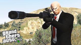 getlinkyoutube.com-GTA 5 Hitman - President Speech Assassination (Rockstar Editor)