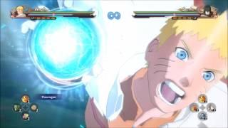 getlinkyoutube.com-ALL RASENGAN PART 2 +DLC1 - Naruto Shippuden Ultimate Ninja Storm 4