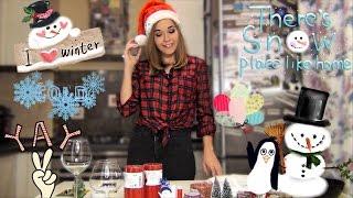getlinkyoutube.com-DIY: Как сделать новогодние украшения своими руками!