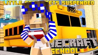 getlinkyoutube.com-Minecraft School-LITTLE CARLY GETS KICKED OUT OF SCHOOL!!