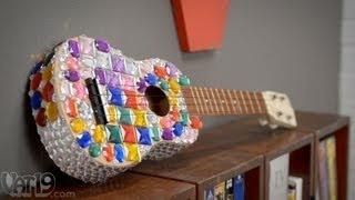 getlinkyoutube.com-DIY Ukulele Kit