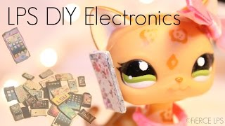 getlinkyoutube.com-LPS DIY Electronics