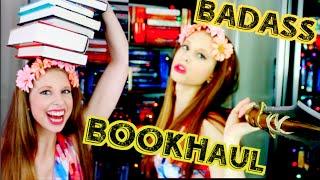 getlinkyoutube.com-CHRISTINE'S BADASS BOOKHAUL