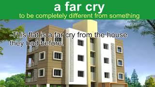 A FAR CRY/English Vocabulary