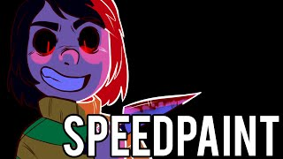 getlinkyoutube.com-CHARA - Undertale Speedpaint