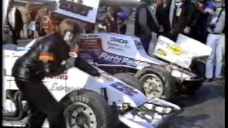 getlinkyoutube.com-SYRACUSE WORLD OF OUTLAWS 1981 PRE RACE & QUALIFYING