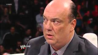 WWE SHOCKING RETURN | BROCK LESNAR 2013