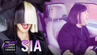 getlinkyoutube.com-Sia Carpool Karaoke