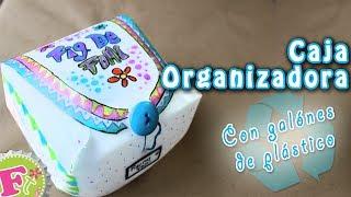 getlinkyoutube.com-DIY: Cajas Organizadoras, reutilizando galones de plástico