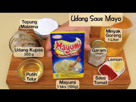 Dapur Umami - Udang Saus Mayo