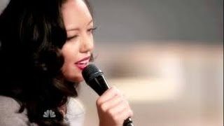 getlinkyoutube.com-Amy Vachal - The Voice US [Lean On Me & La Vie en Rose Compiled]