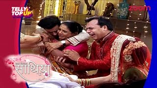 getlinkyoutube.com-Ahem DEAD In 'Saath Nibhana Saathiya' | #TellyTopUp